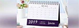 desktop calendars printing johannesburg