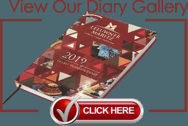 2019 Diary Printing Johannesburg
