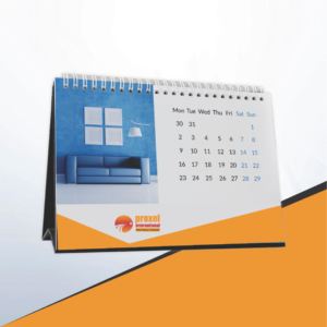 7 page | 13 page Tent Calendars